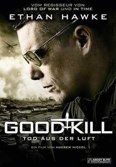 Cover - Good Kill - Tod aus der Luft