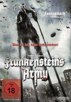 Cover - Frankenstein's Army