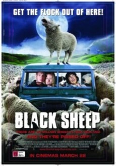 Cover - Black Sheep