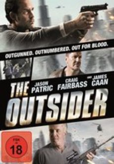 Cover - The Outsider