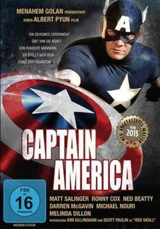 Cover - Captain America