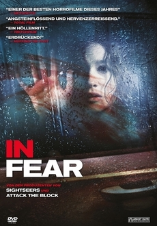 Cover - In Fear