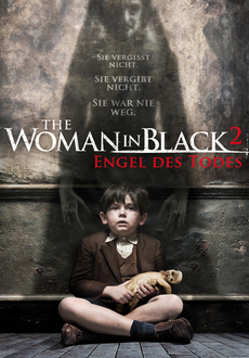Cover - Woman in Black 2 The Angel of Death