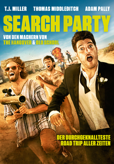 Cover - Search Party