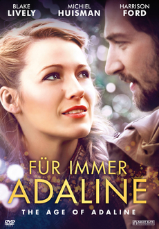 Cover - The Age of Adaline