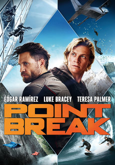 Cover - Point Break 3D