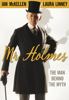 Cover - Mr. Holmes