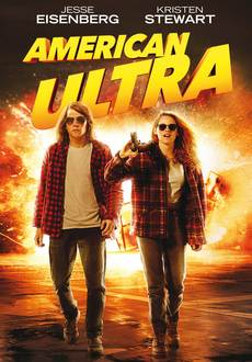 Cover - American Ultra