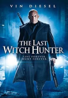 Cover - The Last Witch Hunter