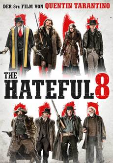 Cover - The Hateful Eight