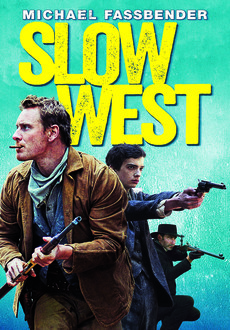 Cover - Slow West