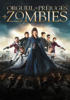 Cover - Pride and Prejudice and Zombies