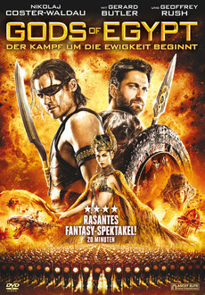 Cover - Gods of Egypt