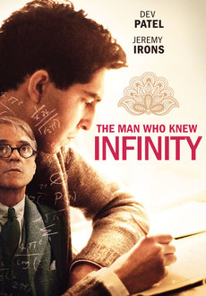 Cover - The Man Who Knew Infinity