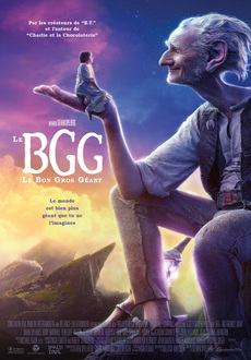 Cover - The BFG 3D