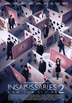 Cover - Insaisissables 2 - Now You See Me 2