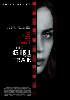 Cover - The Girl on the Train