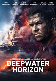 Cover - Deepwater Horizon