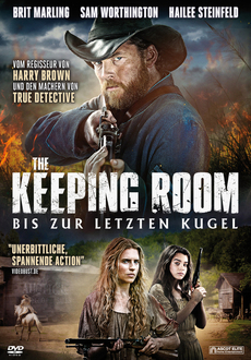 Cover - The Keeping Room