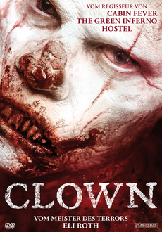 Cover - Clown