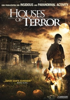 Cover - Houses of Terror