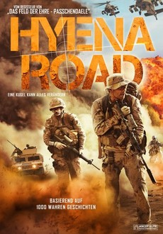 Cover - Hyena Road