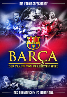 Cover - Barça Dreams
