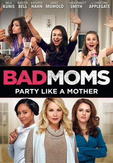 Cover - Bad Moms