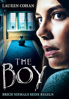 Cover - The Boy