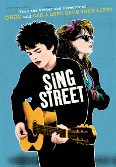 Cover - Sing Street