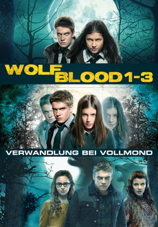 Cover - Wolfblood