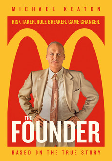 Cover - The Founder