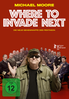 Cover - Where To Invade Next