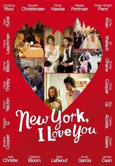 Cover - New York, I Love You
