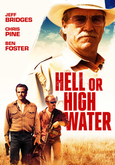 Cover - Hell or High Water
