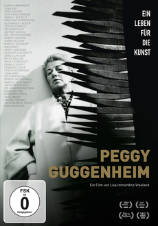 Cover - Peggy Guggenheim: Art Addict