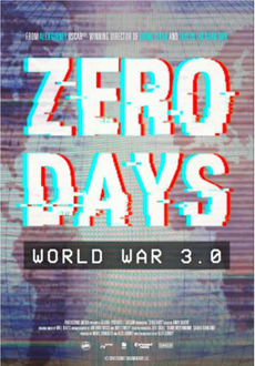 Cover - Zero Days - World War 3.0