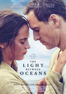 Cover - The Light Between Oceans