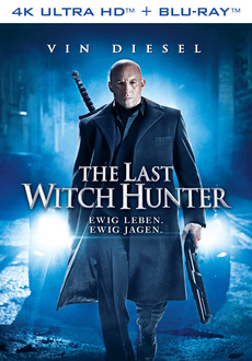 Cover - The Last Witch Hunter 4K