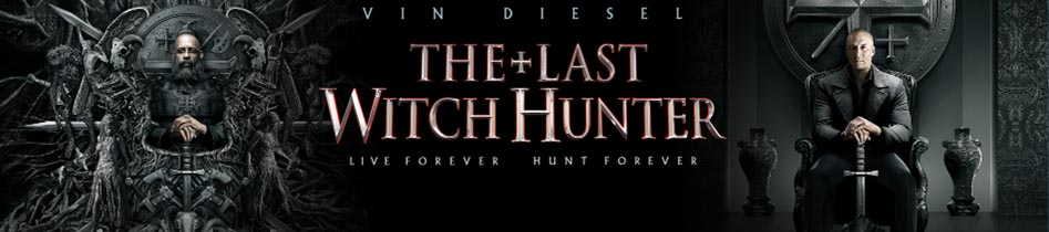 The Last Witch Hunter 4K