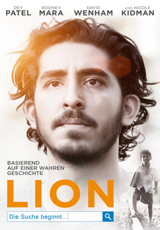Cover - Lion