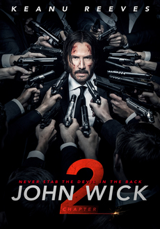 Cover - John Wick: Chapter 2