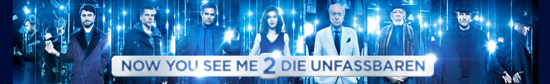 Now You See Me 2 - Die Unfassbaren 2 4K Ultra HD