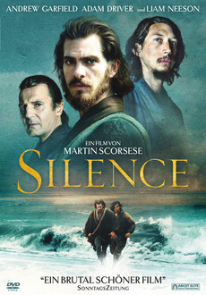 Cover - Silence