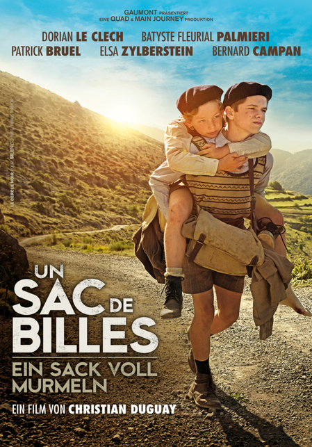 Cover - Un Sac de Billes