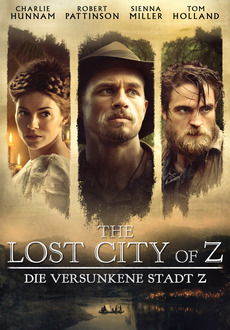 Cover - The Lost City of Z
