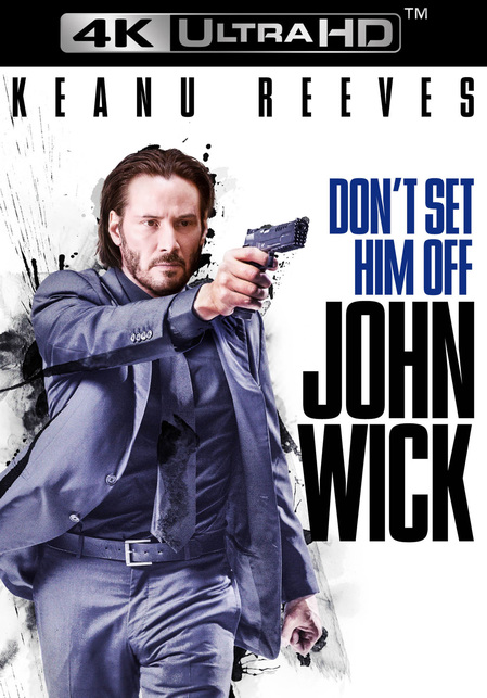 John Wick 4K Ultra HD + Blu-Ray