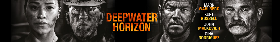 Deepwater Horizon 4K Ultra HD + Blu-Ray