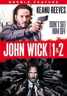 Cover - John Wick 1 & 2 Box