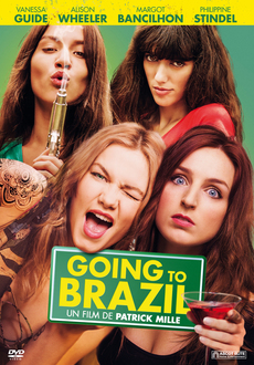 Cover - Going to Brazil